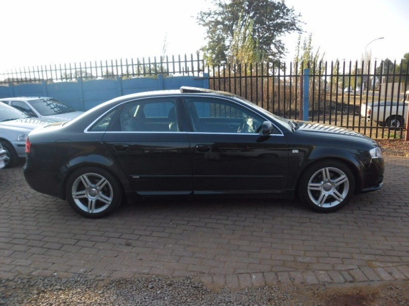 used audi a4 fsi b7 for sale in gauteng id 2319030. Black Bedroom Furniture Sets. Home Design Ideas