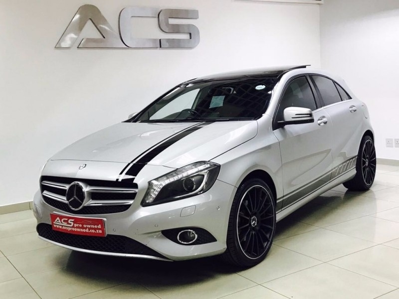 used mercedes benz a class a 220d cdi amg 7g tronic pan roof 67000kms for sale in gauteng cars. Black Bedroom Furniture Sets. Home Design Ideas