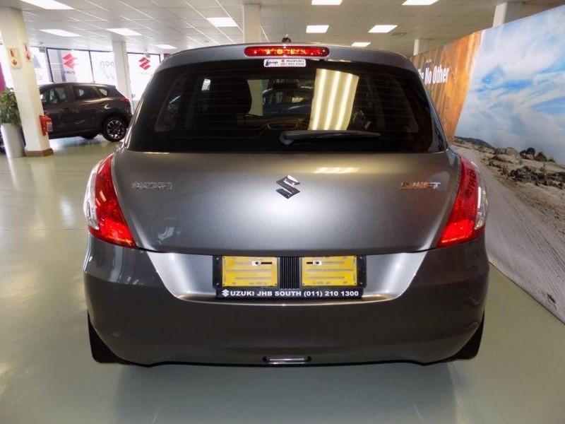 Used suzuki swift 1 2 ga for sale in gauteng Motor vehicle report ga