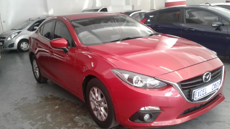 used mazda 3 2016 mazda 3 1 6 dynamic auto for sale in gauteng id 2320574. Black Bedroom Furniture Sets. Home Design Ideas