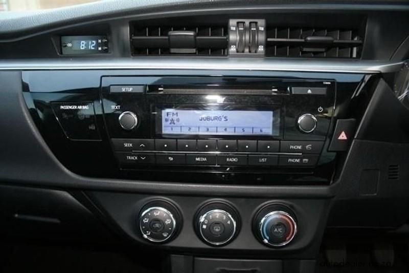 Used Toyota Corolla 1 3 Esteem L01 For Sale In Gauteng