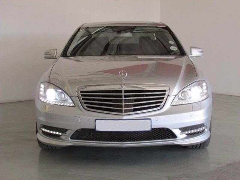Used mercedes benz s class s500 l be for sale in gauteng for Used s500 mercedes benz for sale