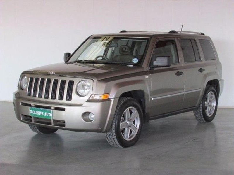 used jeep patriot 2 0 crd limited for sale in gauteng id 2324506. Black Bedroom Furniture Sets. Home Design Ideas