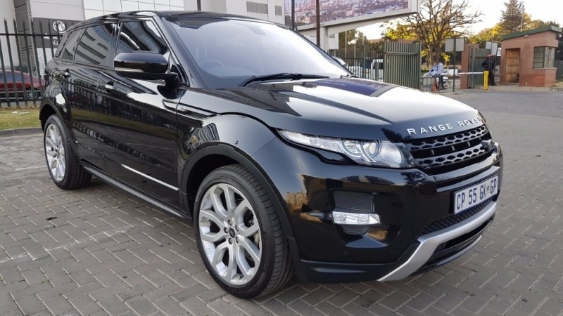 used land rover evoque 2 0 si4 dynamic for sale in gauteng. Black Bedroom Furniture Sets. Home Design Ideas