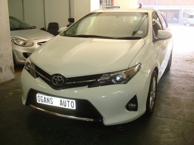 used toyota auris 1 6 xs for sale in gauteng. Black Bedroom Furniture Sets. Home Design Ideas