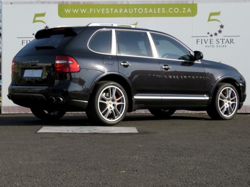 Used Porsche Cayenne Turbo Tiptronic For Sale In Gauteng