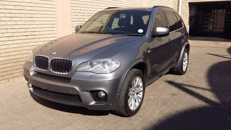 used bmw x5 m sport a t e70 for sale in gauteng id 2327818. Black Bedroom Furniture Sets. Home Design Ideas