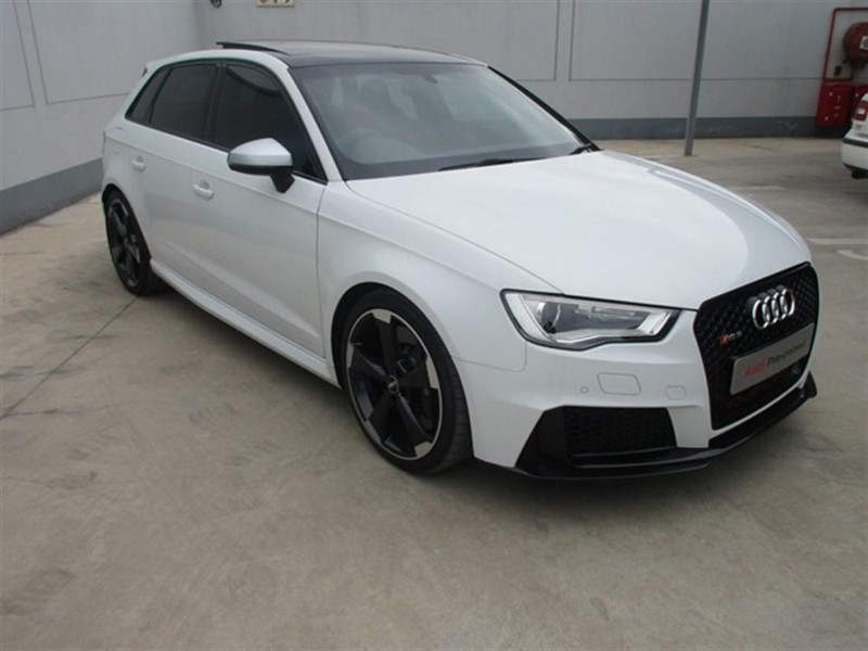 2016 audi rs3 for sale in gauteng 8