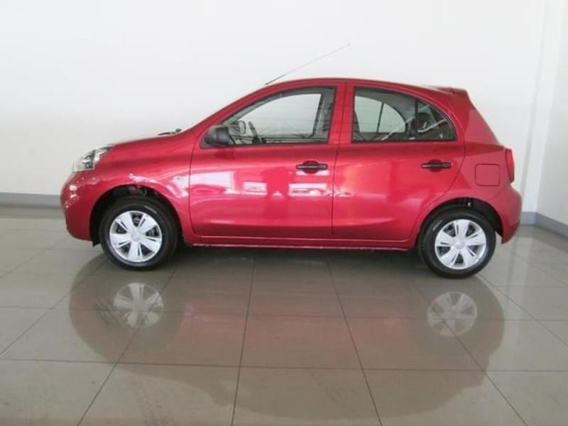 used nissan micra 1 2 active visia for sale in western cape id 2328188. Black Bedroom Furniture Sets. Home Design Ideas