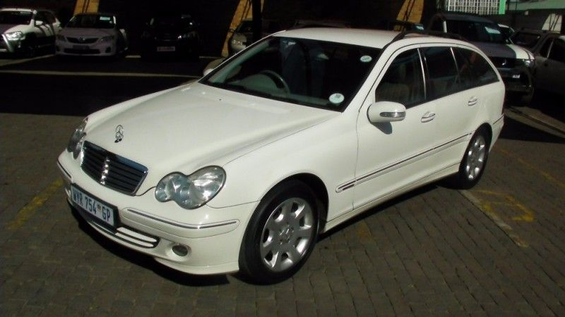 used mercedes benz c class c230 classic for sale in gauteng id 2331106. Black Bedroom Furniture Sets. Home Design Ideas