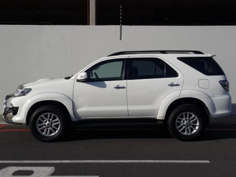 Used Toyota Fortuner 2.5d-4d Rb A/t for sale in Western