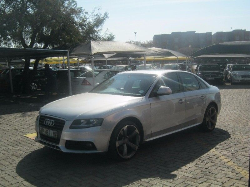 Used Audi A4 2010 For sale  Gumtree South Africa