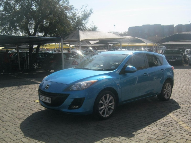 used mazda 3 1 6 dynamic for sale in gauteng id 2331578. Black Bedroom Furniture Sets. Home Design Ideas