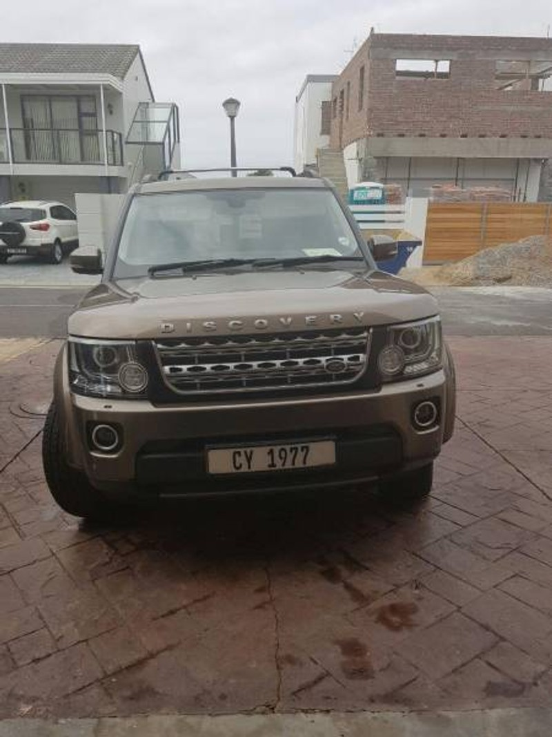 Used Land Rover Discovery 4 3 0 Tdv6 Hse Lux Ed For Sale