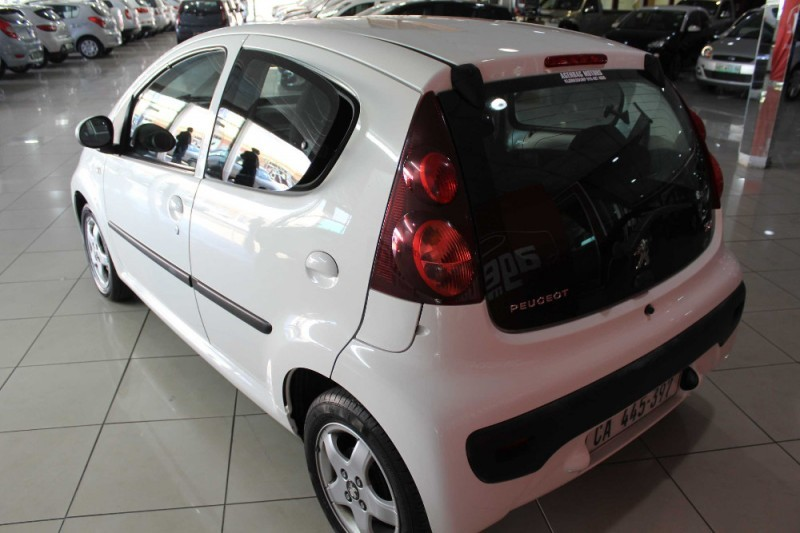 used peugeot 107 trendy for sale in north west province id 2332760. Black Bedroom Furniture Sets. Home Design Ideas