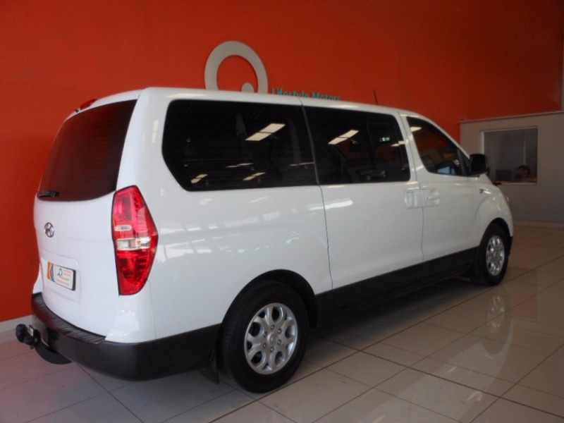 used hyundai h1 2 5 crdi 9 seater mpv a t for sale in gauteng id 2334412. Black Bedroom Furniture Sets. Home Design Ideas
