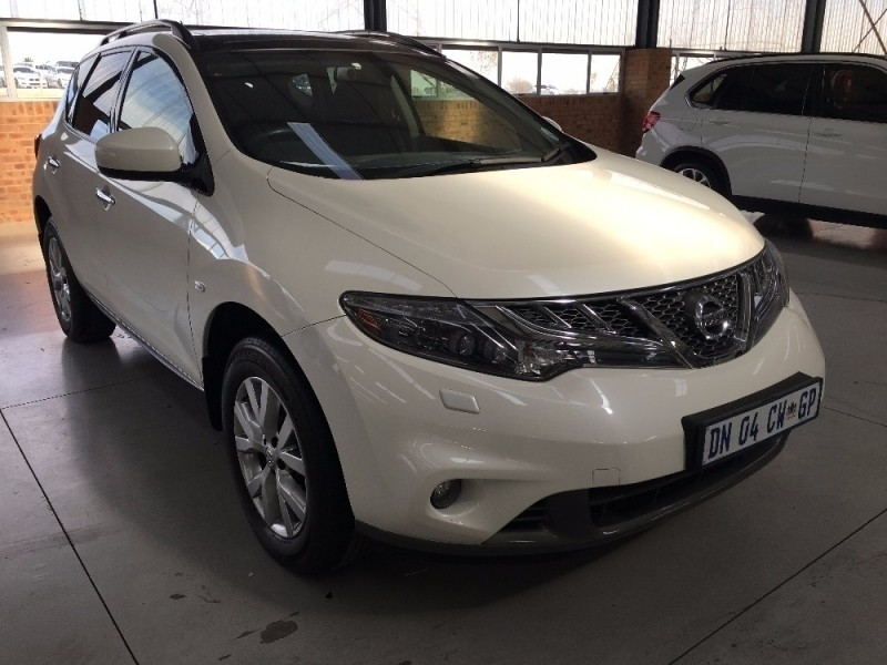 used nissan murano l24 for sale in gauteng id 2335058. Black Bedroom Furniture Sets. Home Design Ideas