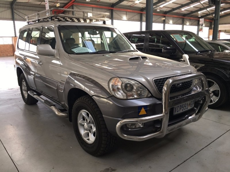 used hyundai terracan 2 9 crdi a t for sale in gauteng id 2335178. Black Bedroom Furniture Sets. Home Design Ideas