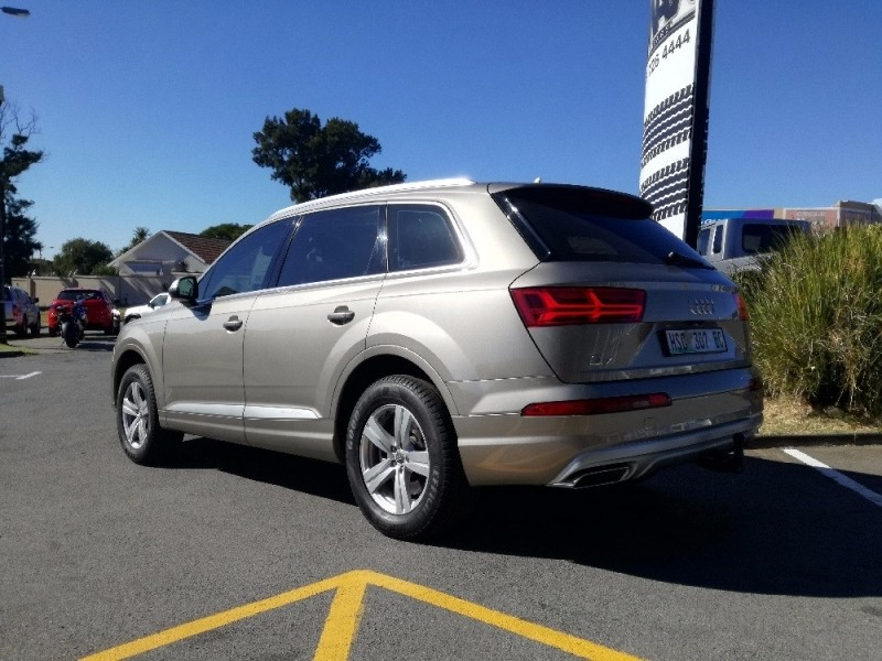 used audi q7 3 0 tdi v6 quattro tip for sale in eastern cape id 2338080. Black Bedroom Furniture Sets. Home Design Ideas