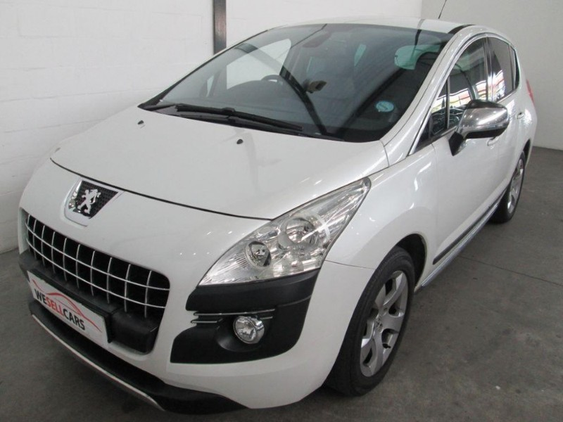 used peugeot 3008 1 6 thp premium for sale in western cape id 2338390. Black Bedroom Furniture Sets. Home Design Ideas
