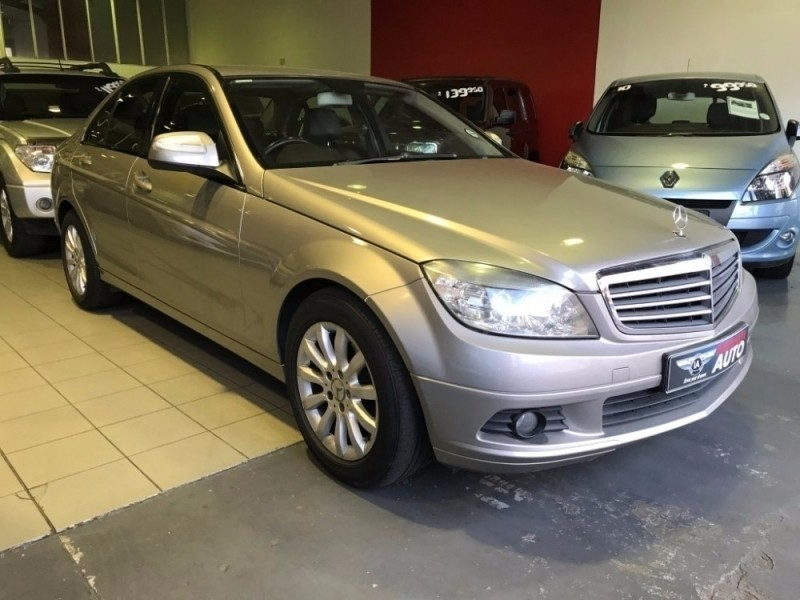 Used mercedes benz c class 2008 mercedes c180k auto fully for Is mercedes benz a good car