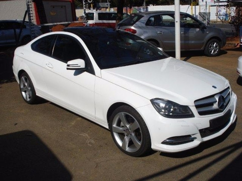 used mercedes benz c class c250 cdi be coupe a t for sale in gauteng id 2338804. Black Bedroom Furniture Sets. Home Design Ideas