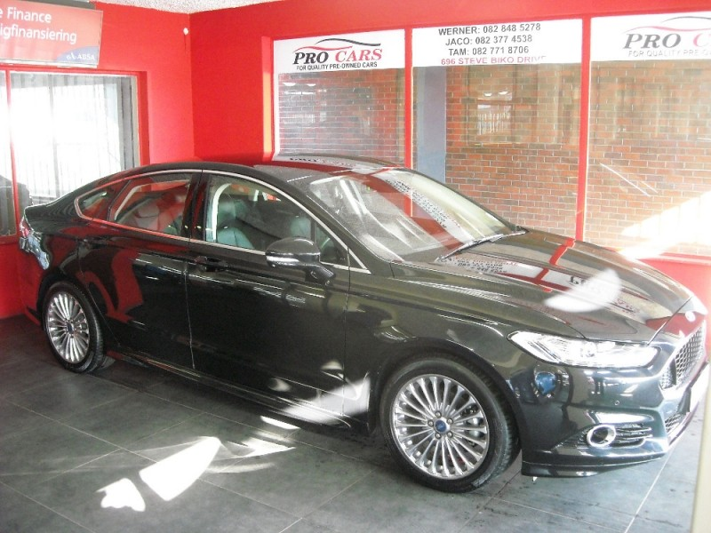 used ford fusion 2 0 ecoboost titanium auto for sale in gauteng id 2339096. Black Bedroom Furniture Sets. Home Design Ideas
