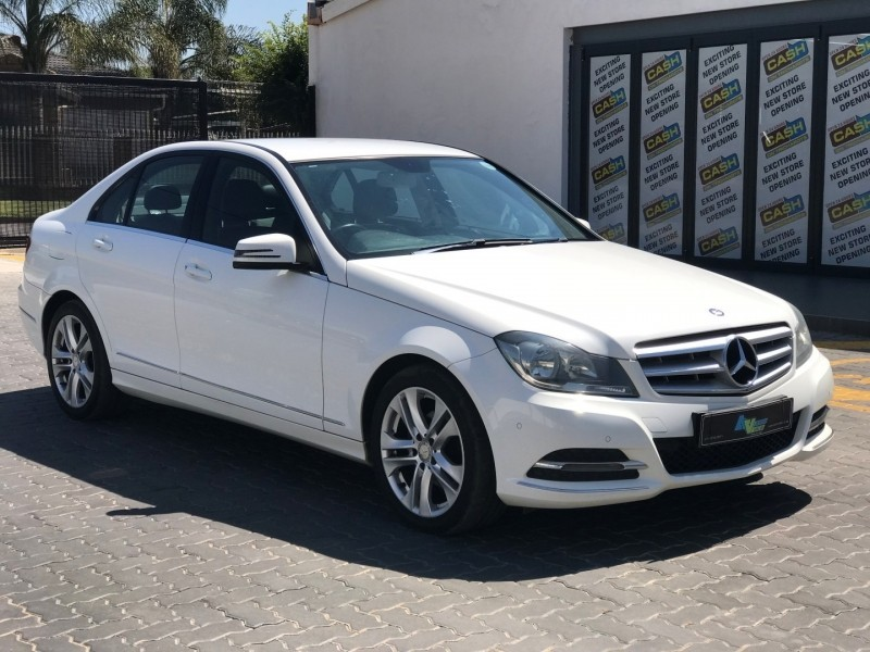 used mercedes benz c class c200 cdi avantgarde a t for sale in gauteng id 2339224. Black Bedroom Furniture Sets. Home Design Ideas