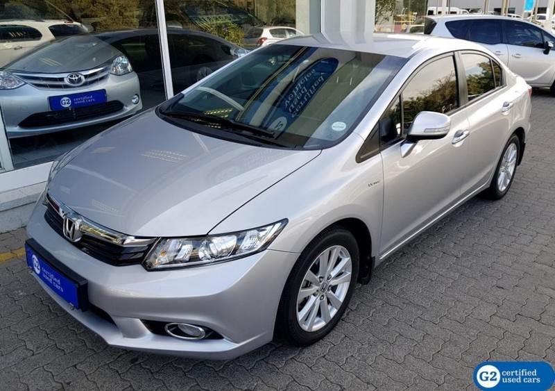 used honda civic 1 8 executive for sale in gauteng cars. Black Bedroom Furniture Sets. Home Design Ideas