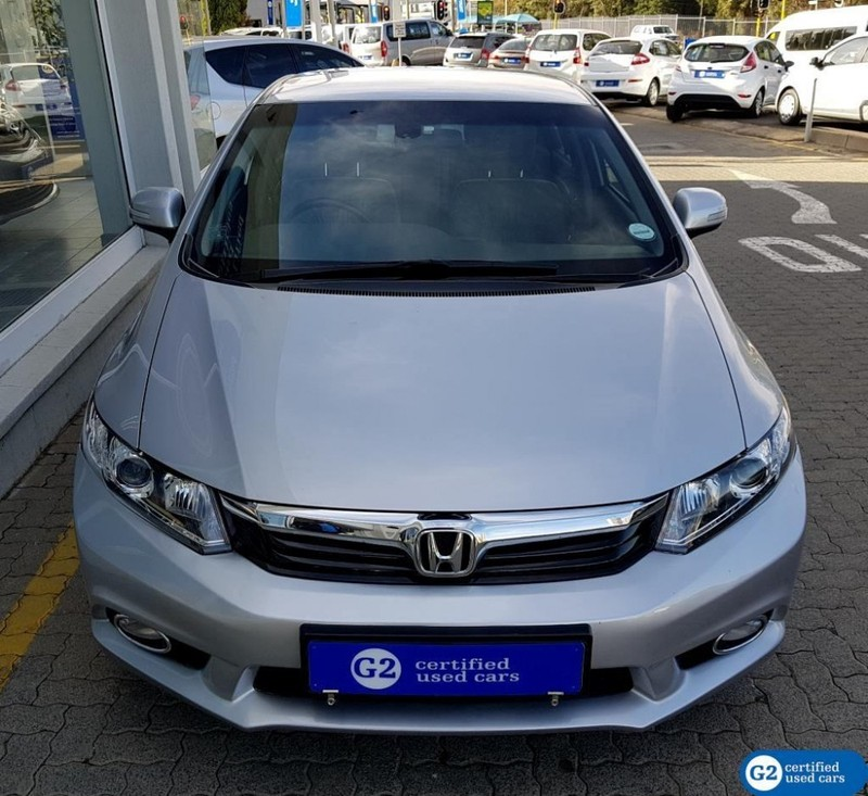 used honda civic 1 8 executive for sale in gauteng id 2339670. Black Bedroom Furniture Sets. Home Design Ideas