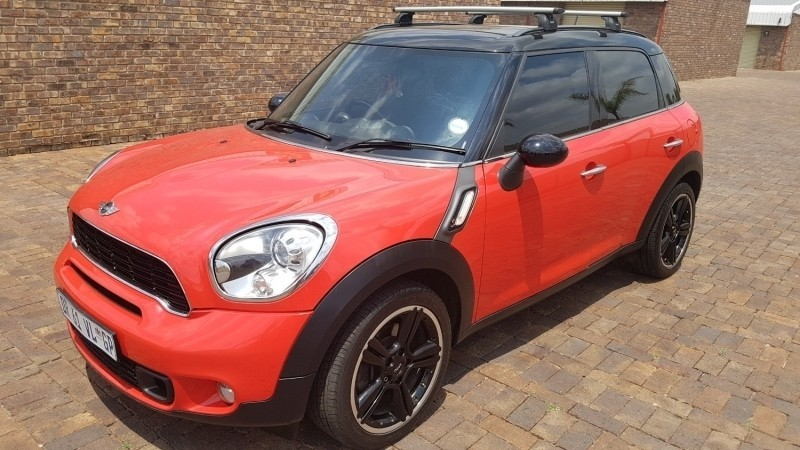 used mini cooper s cooper s countryman 4 wheel drive for sale in gauteng id 2339876. Black Bedroom Furniture Sets. Home Design Ideas