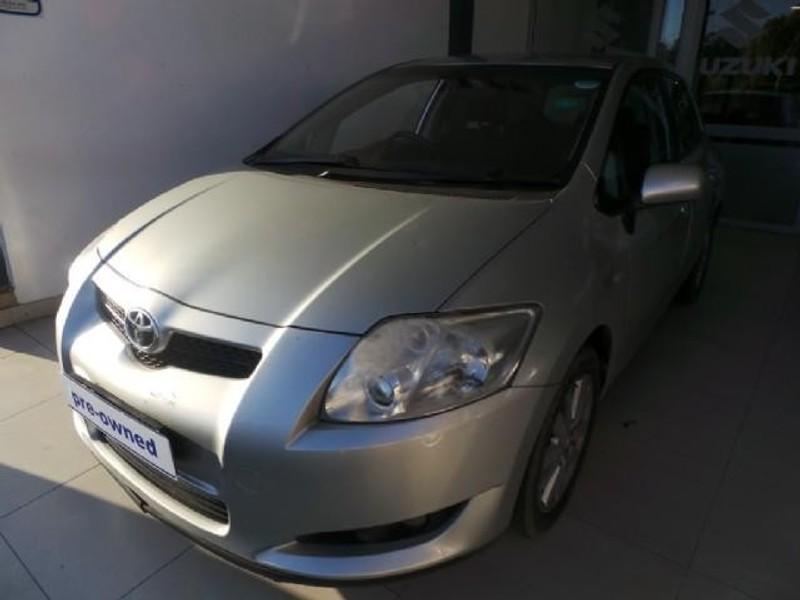 used toyota auris 160 rs a t for sale in kwazulu natal id 2341094. Black Bedroom Furniture Sets. Home Design Ideas
