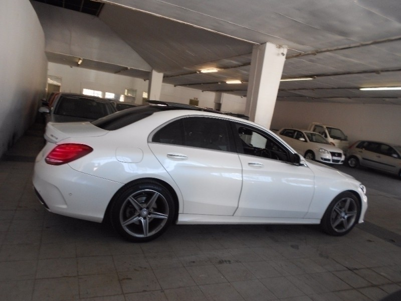 Used mercedes benz c class c250 amg for sale in gauteng for Used mercedes benz c250 for sale