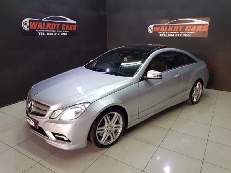 Used mercedes benz e class e 350 coupe for sale in kwazulu for Mercedes benz e class cabriolet for sale