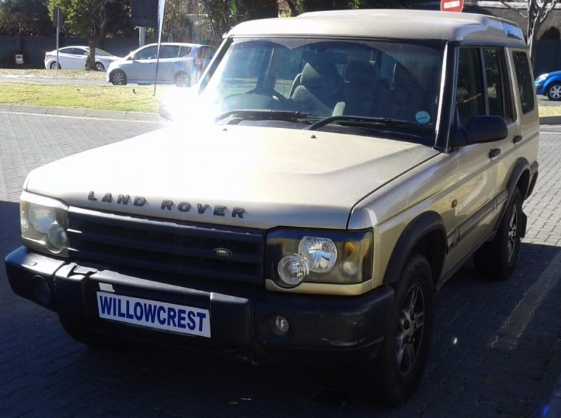 used land rover discovery td5 gs a t for sale in gauteng id 2342030. Black Bedroom Furniture Sets. Home Design Ideas