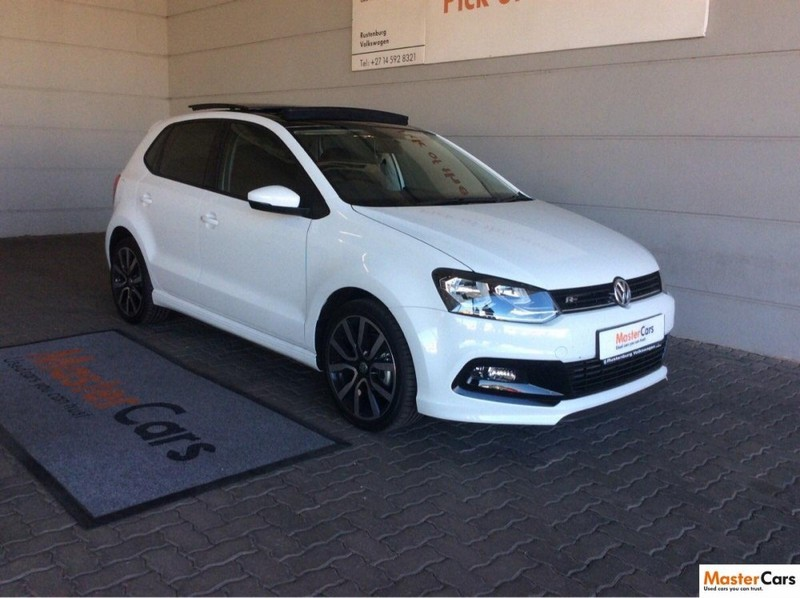 used volkswagen polo gp 1 0 tsi r line dsg for sale in north west province id 2342448. Black Bedroom Furniture Sets. Home Design Ideas