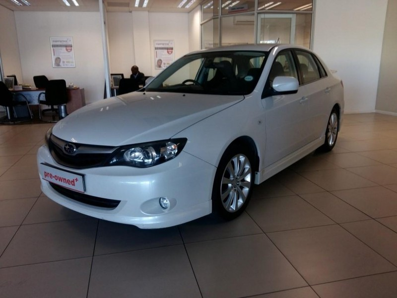 used subaru impreza 2 0 rs a t for sale in gauteng id 2343330. Black Bedroom Furniture Sets. Home Design Ideas
