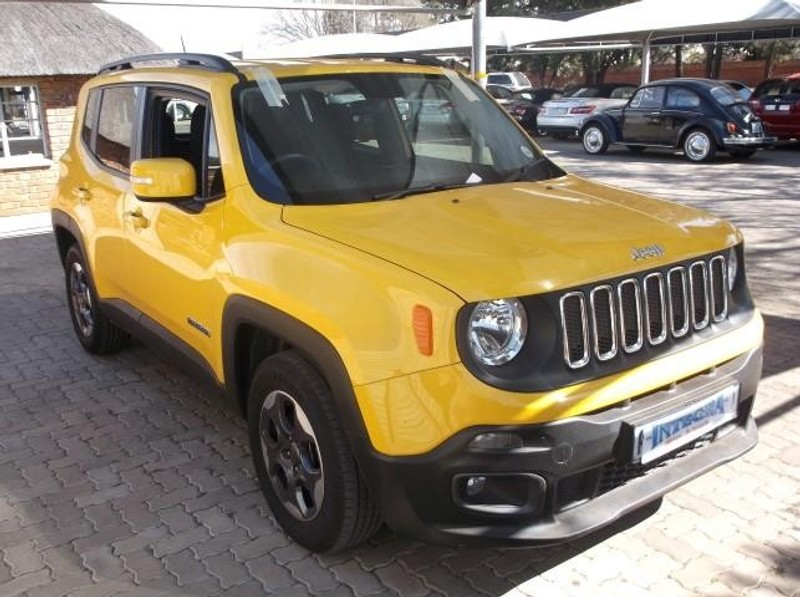 used jeep renegade 1 6 e torq longitude for sale in gauteng id 2343336. Black Bedroom Furniture Sets. Home Design Ideas