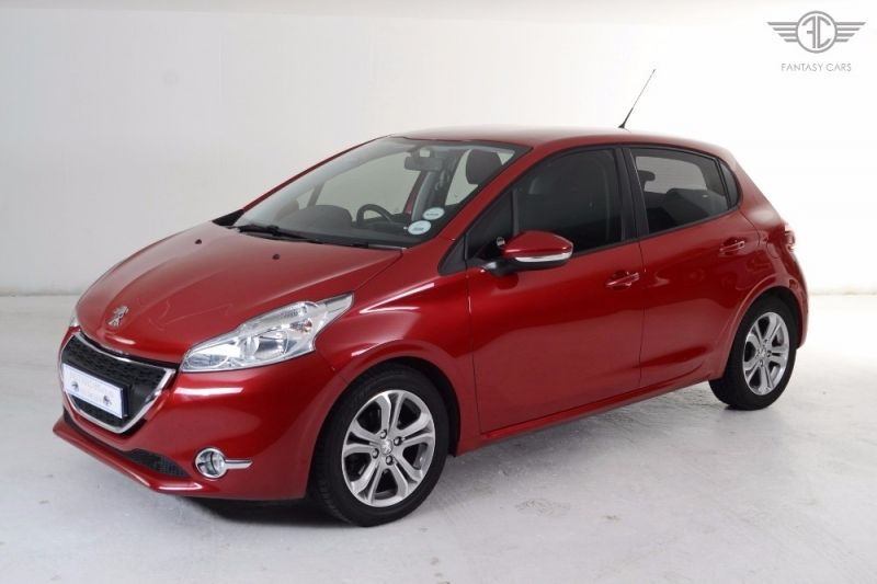 used peugeot 208 2013 peugeot 208 1 6 vti active a t for sale in western cape id. Black Bedroom Furniture Sets. Home Design Ideas