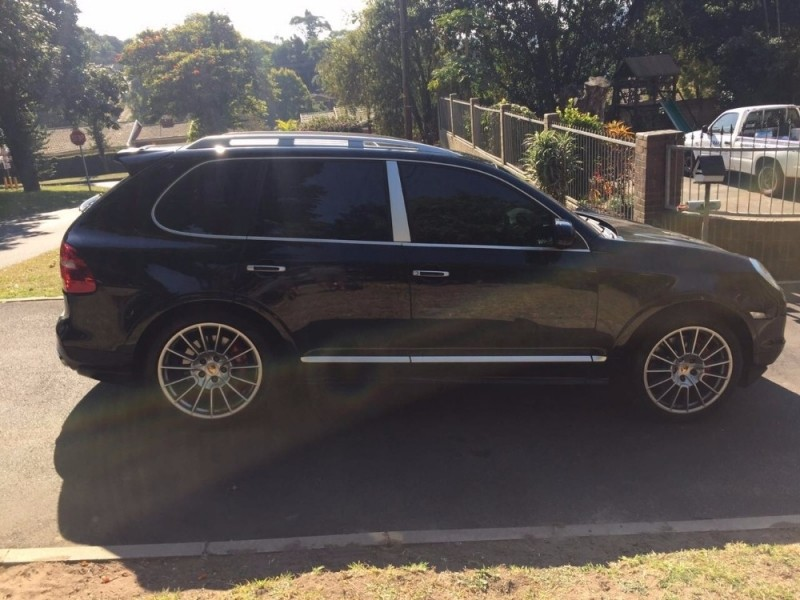 used porsche cayenne turbo s for sale in western cape id 2344364. Black Bedroom Furniture Sets. Home Design Ideas