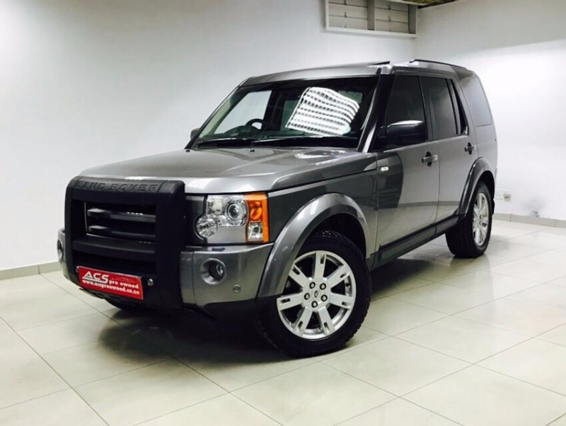 used land rover discovery 3 v8 hse auto 7 seater 132000kms. Black Bedroom Furniture Sets. Home Design Ideas