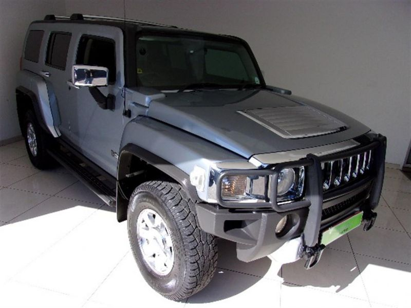 used hummer h3 v8 luxury a t for sale in gauteng id 2345672. Black Bedroom Furniture Sets. Home Design Ideas