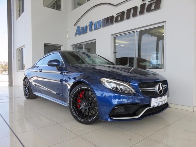 used mercedes benz c class 2017 c63s coupe amg for sale in gauteng id 2348084. Black Bedroom Furniture Sets. Home Design Ideas