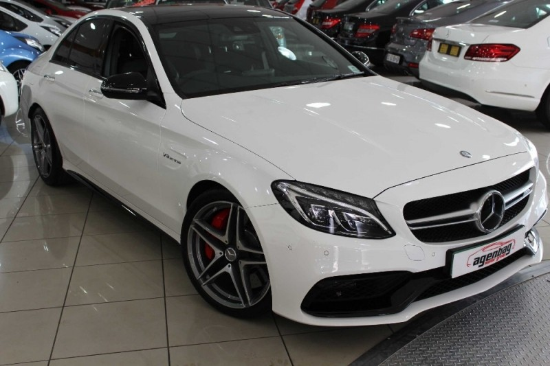 used mercedes benz c class c63 amg s for sale in north west province id 2348142. Black Bedroom Furniture Sets. Home Design Ideas