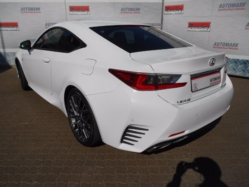 used lexus rc 350 f sport v6 for sale in mpumalanga id 2348360. Black Bedroom Furniture Sets. Home Design Ideas