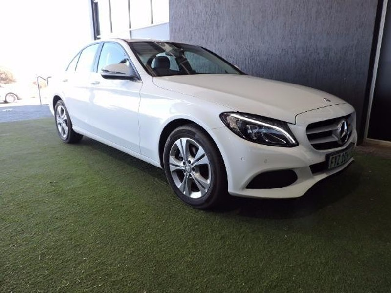 Used mercedes benz c class c220 bluetec auto for sale in for Mercedes benz c class used cars for sale