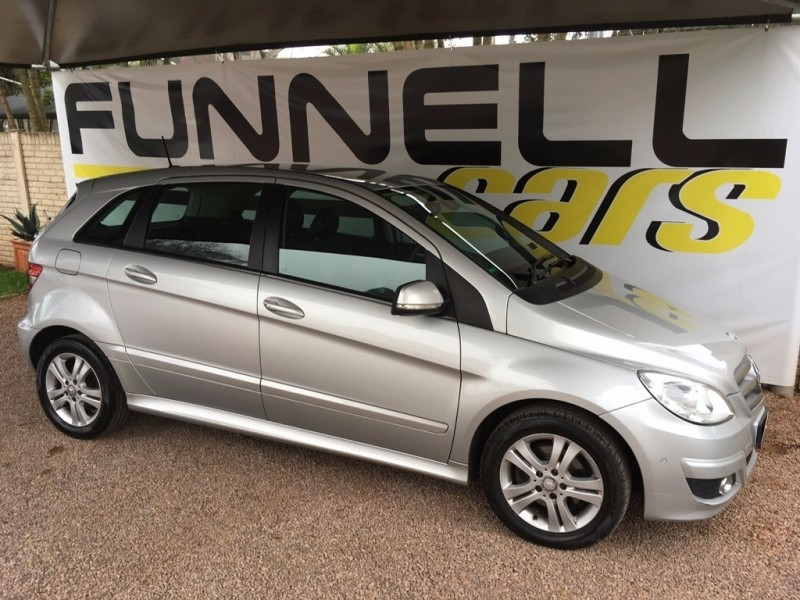 Used mercedes benz b class b 200 a t for sale in kwazulu for Used mercedes benz b class for sale