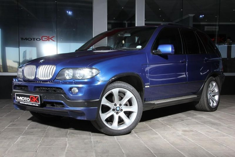 used bmw x5 a t for sale in north west province id 2349652. Black Bedroom Furniture Sets. Home Design Ideas