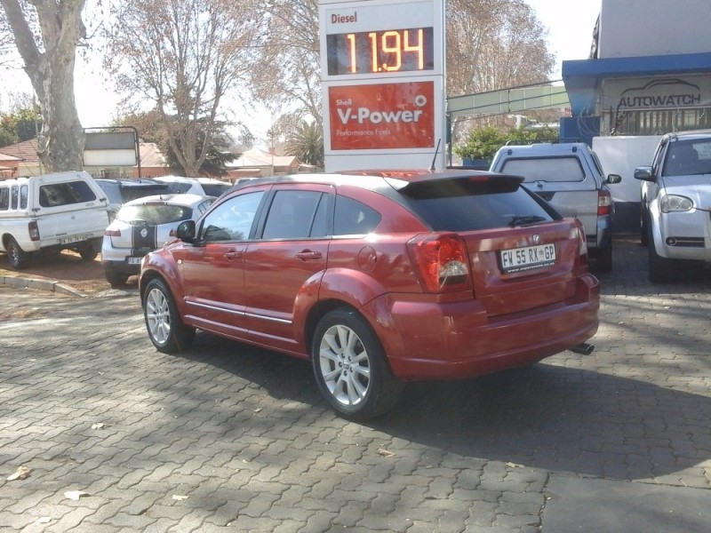 used dodge caliber 1 8 sxt for sale in gauteng id 2351660. Black Bedroom Furniture Sets. Home Design Ideas