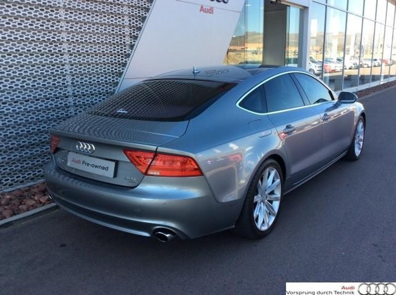 used audi a7 sprtback fsi quat stron for sale in north west province id 2352300. Black Bedroom Furniture Sets. Home Design Ideas